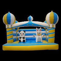 Moonwalks Inflatable BouncerGB169