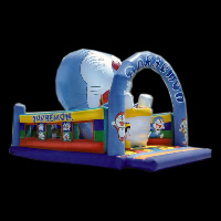 Bouncer House InflatablesGB206