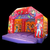 Indoor Bouncer HouseGB250