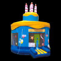 Birthday Bouncer HouseGB258