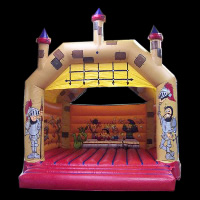 Inflatable Bouncers HousesGB302