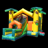 Bouncy Inflatable BouncersGB303