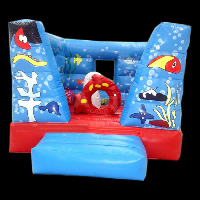 Jumping Inflatable BouncersGB310