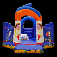 Inflatable Bouncers ShapeGB312