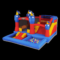 Inflatable Bouncers SlidesGB335