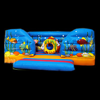 Inflatable Bouncers ObstacleGB344