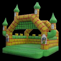 Top Inflatable Bouncers GB362