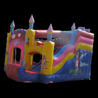 China Inflatable BouncersGB364