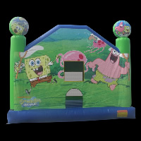 Castles Bouncer HousesGB379