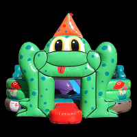 Cartoon Bouncer HousesGB404