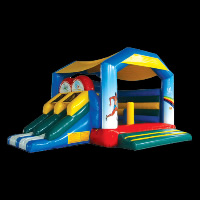 Moonwalk Bouncer HousesGB429