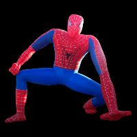 Spider-Man Inflatable GC005