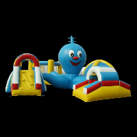 Funland Inflatable Obstacle GE006