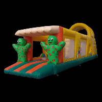 Bungee Inflatable ObstacleGE008