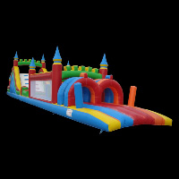 Inflatable Obstacle CastleGE028