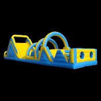 Colorful Inflatable Obstacle GE033