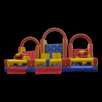 PVC Inflatable ObstacleGE036