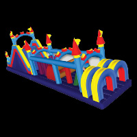 Arch Inflatable ObstacleGE048