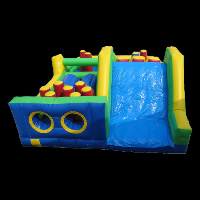 Inflatable Obstacle ComboGE049