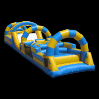 Double Color Inflatable ObstacleGE059