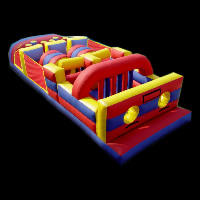 Outdoor Inflatable ObstacleGE060