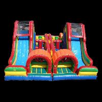Inflatable Obstacle SlideGE071