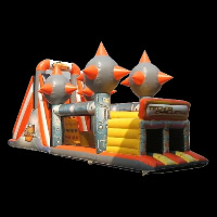 Inflatable Obstacle ModleGE080