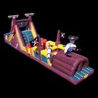 Inflatable Obstacles EntertainmentGE085