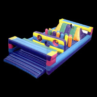 Inflatable Obstacles ToyGE108