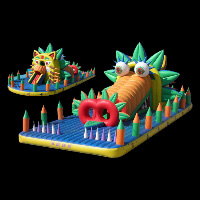Fun City InflatablesGF062