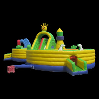 Funland Inflatable ObstaclesGF076