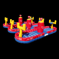 Boat Interactive InflatablesGH021