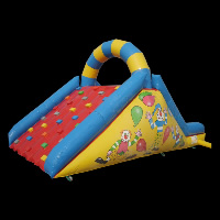 inflatable water slide clearanceGI003