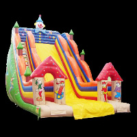 Clown Inflatable SlideGI023