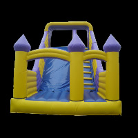 Seaside Inflatable SlideGI029