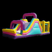 Water Slide Inflatable ObstaclesGI035