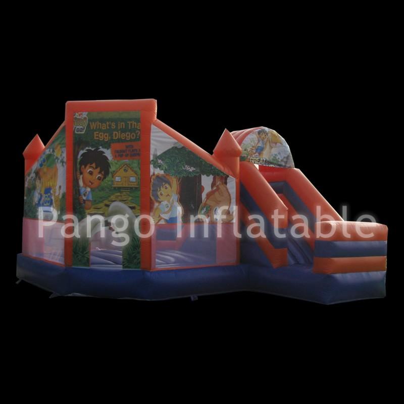 Backyard Bouncers Inflatable Backyard Bouncers Toys Pango