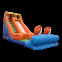 Water Slide CastleGI120