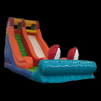 Inflatable SlideGI121