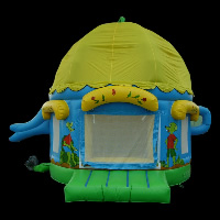 Inflatable Castle GamesGL012