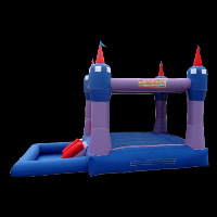 Inflatable Castle ModleGL036