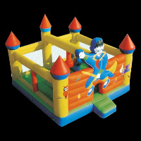 Advertising Inflatable Castle GL045