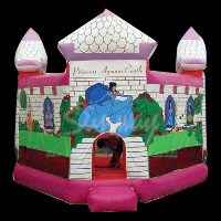 Leisure Inflatable Castle GL053