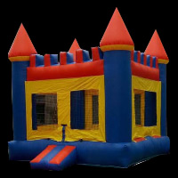 Inflatable Castle EquipmentsGL063