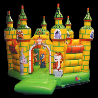 Jumping Castle ToyGL124