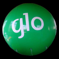 Green Inflatable BalloonGO005
