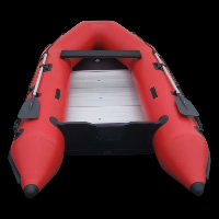 Aluminum floor Inflatable BoatGT065